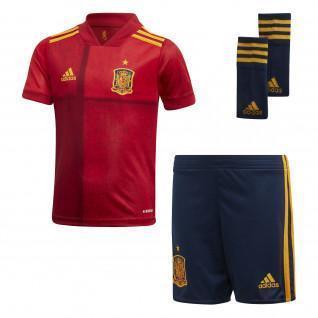 Mini-kit home Spain 2020