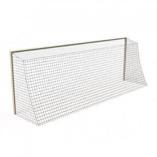 Soccer net trapezoidal goals 8 players