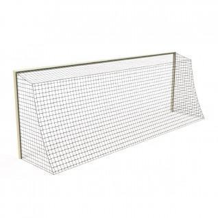 Soccer net trapezoidal goals 11 players