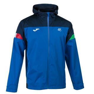 Windbreaker jacket Italian tennis federation Joma