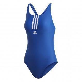 adidas SH3.RO Mid 3-Stripes Women's Swimsuit