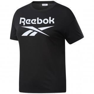 Reebok Workout Ready Supremium Logo Women's T-Shirt