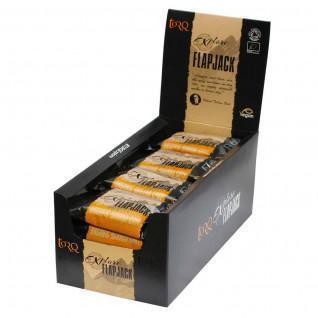 Batch of 20 TORQ Flapjack Organic Bars