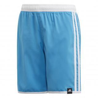Children's swimming shorts adidas 3-Stripes