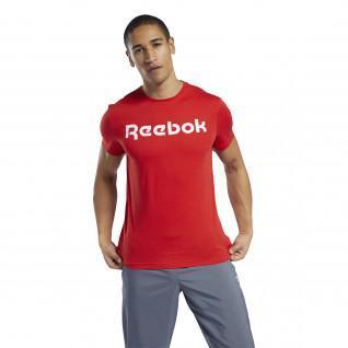 Reebok Graphic Series Linear Logo T-Shirt