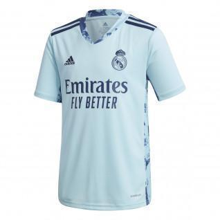Home goalkeeper jersey Real Madrid 2020/21