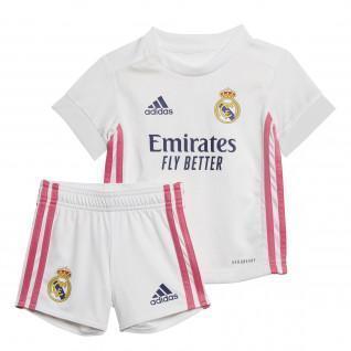 Real Madrid 2020/21 Home Mini Kit
