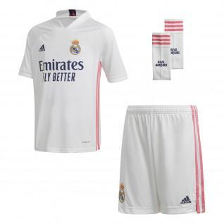 Mini home kit Real Madrid 2020/21