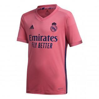 Children's outdoor jersey Real Madrid 2020/21
