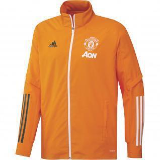 Manchester United Presentation 2020/21 Jacket