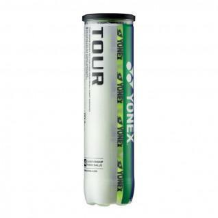 Yonex Tour 4-ball tube