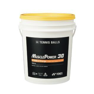 Barrel tennis balls Yonex TMP-30 x30