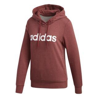 Women's hoodie adidas Essentials Linear Pullover