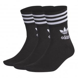 Adidas Originals Mid-Knee Socks 3 Pack