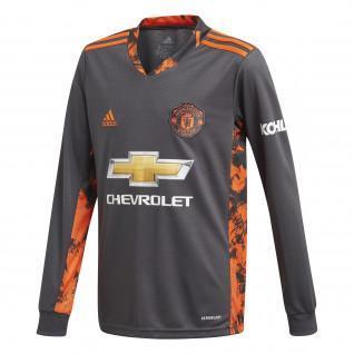 Children's home jersey Manchester United 2020/21 Goalkeeper