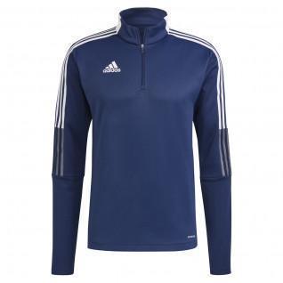 Half zip jersey adidas Tiro 21