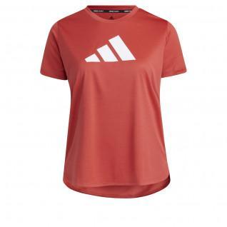 adidas Women's T-Shirt Badge of Sport Large Size