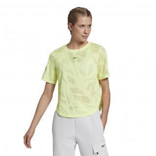 Women's T-shirt Reebok Perforated