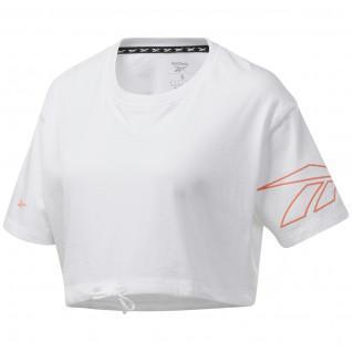 Women's T-shirt Reebok MYT Cropped