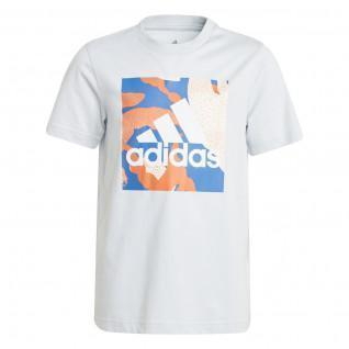 adidas Camo Graphic Kids T-Shirt