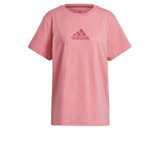 adidas Women's Badge of Sport Graphic T-Shirt