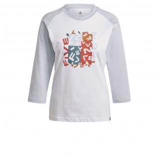 adidas Women's T-Shirt 5.10 Graphics Longsleeve