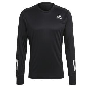 Long sleeve T-shirt adidas Own the Run