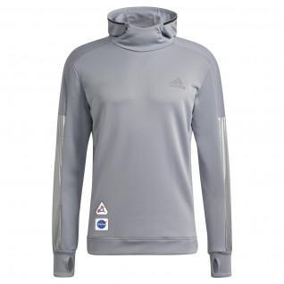 Hooded sweatshirt adidas Space Race