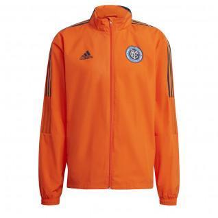 New York City FC Allweather 2021/22 Jacket