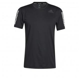adidas Techfit Fitted 3-Band T-Shirt