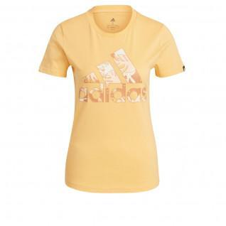 adidas Women's Tropical Graphic T-Shirt