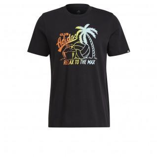 adidas Aeroready Vacation Graphic T-Shirt