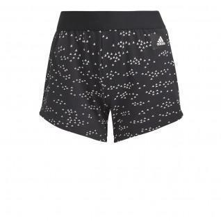 adidasportswear Women's Shorts Badge of port Allover-Print