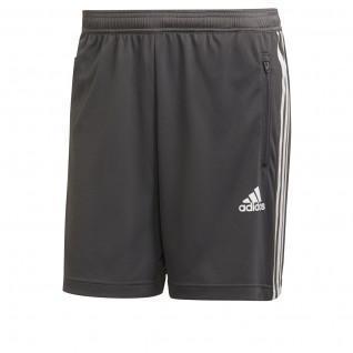 adidas Primeblue Designed To Move Sport 3-Strip Shorts