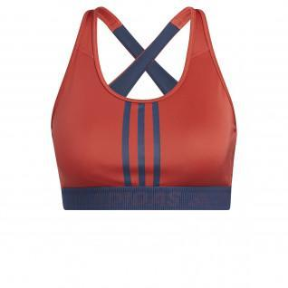 adidas Don't Rest Women's Bra 3-Stripes
