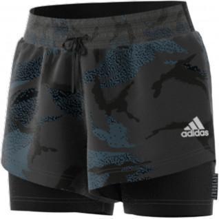 adidas ZNE AOP Aeroready Women's Shorts