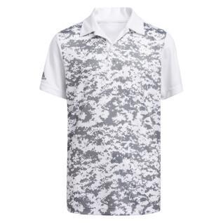 Polo boy adidas Digital Camouflage