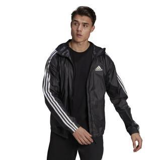 adidas BSC 3S Wind Ready Jacket