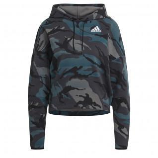 adidas ZNE Hooded Aeroready Women's Sweatshirt