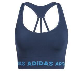 adidas Training Branded Aeroknit Women's Bra