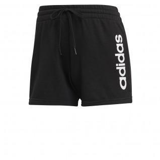 adidas Essential Slim Logo Women's Shorts