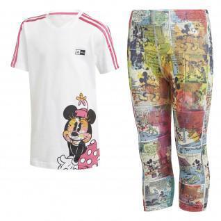 adidas Minnie Mouse Summer Kids Set