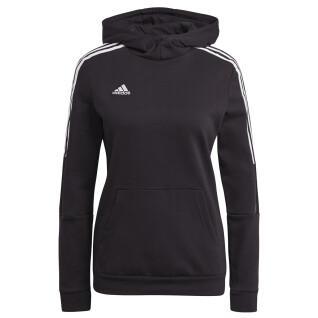 Women's hooded sweatshirt adidas Tiro 21