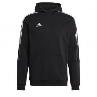 adidas Tiro 21 Hooded Sweatshirt
