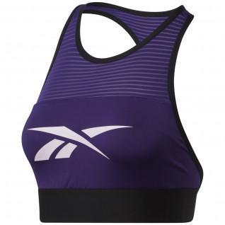 Reebok Workout Ready High Neck Sports Women's Bra