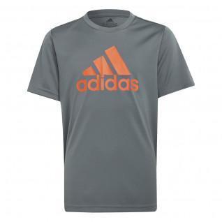 adidas Designed To Move Big Logo T-Shirt for kids