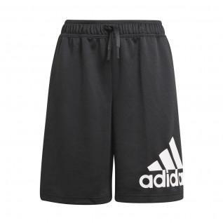 Children's shorts adidas D2M Big Logo