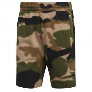 adidas Originals Camo 3-Stripes Shorts