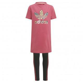 adidas Originals Her Studio London Florale Girl's Set