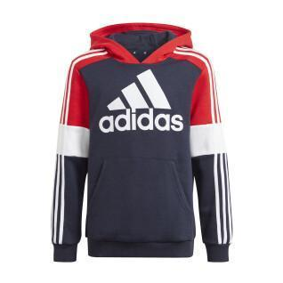 adidas Essentials Colorblock Hoody for Kids